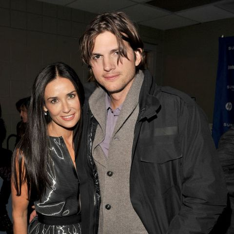DemiMoore's new autobiography describes Ashton Kutcher's affairs and threesomes