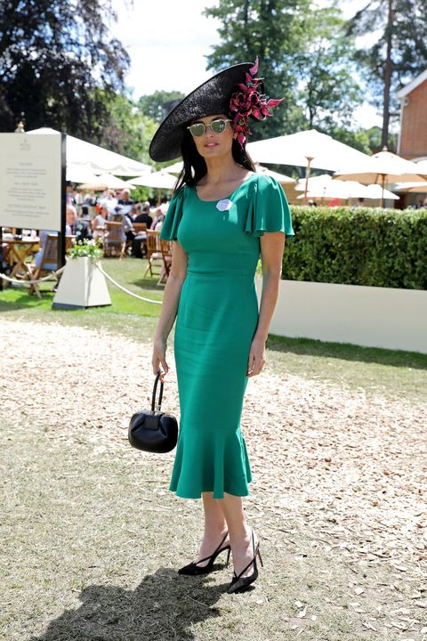 Royal Ascot 2019 - Fashion, Day 4