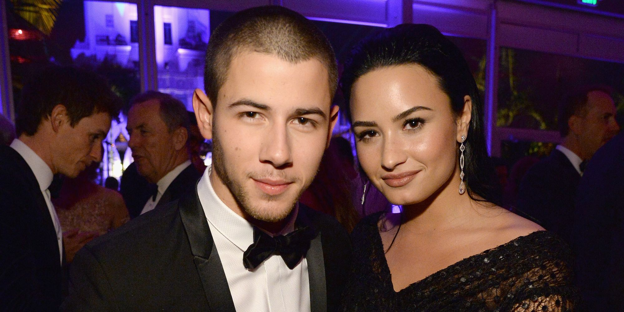 Who is demi lovato dating nick jonas
