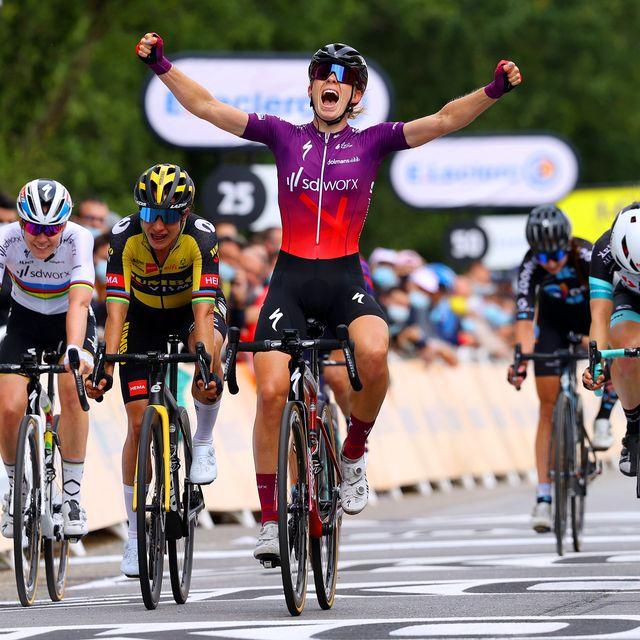8th la course by le tour de france 2021