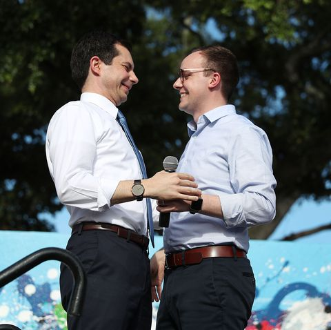 Who Is Pete Buttigieg S Husband Chasten