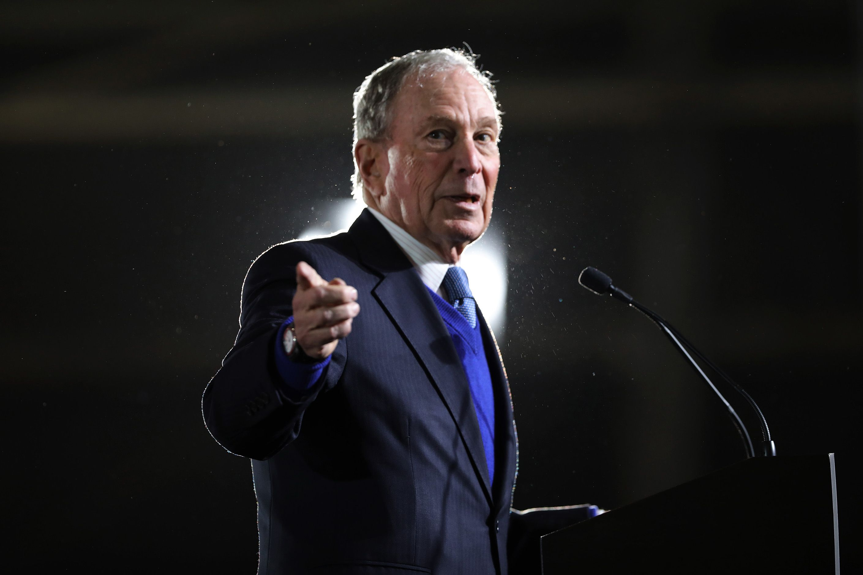 Bloomberg Staffers Say They Were Promised Jobs Until the Election, Then Laid Off in a Pandemic