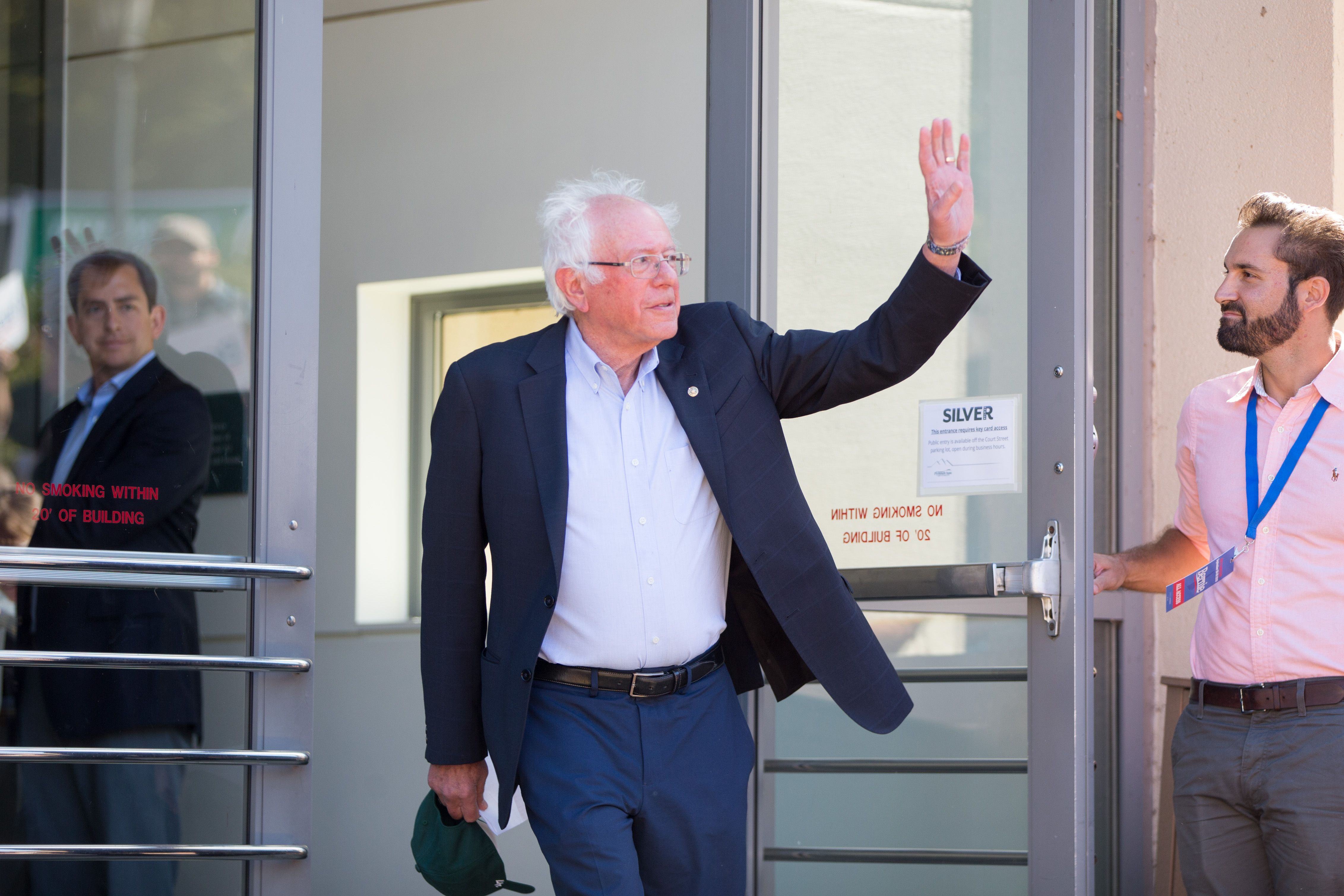 Bernie Sanders Hospitalized for Heart Trouble, Suspends Campaign Events