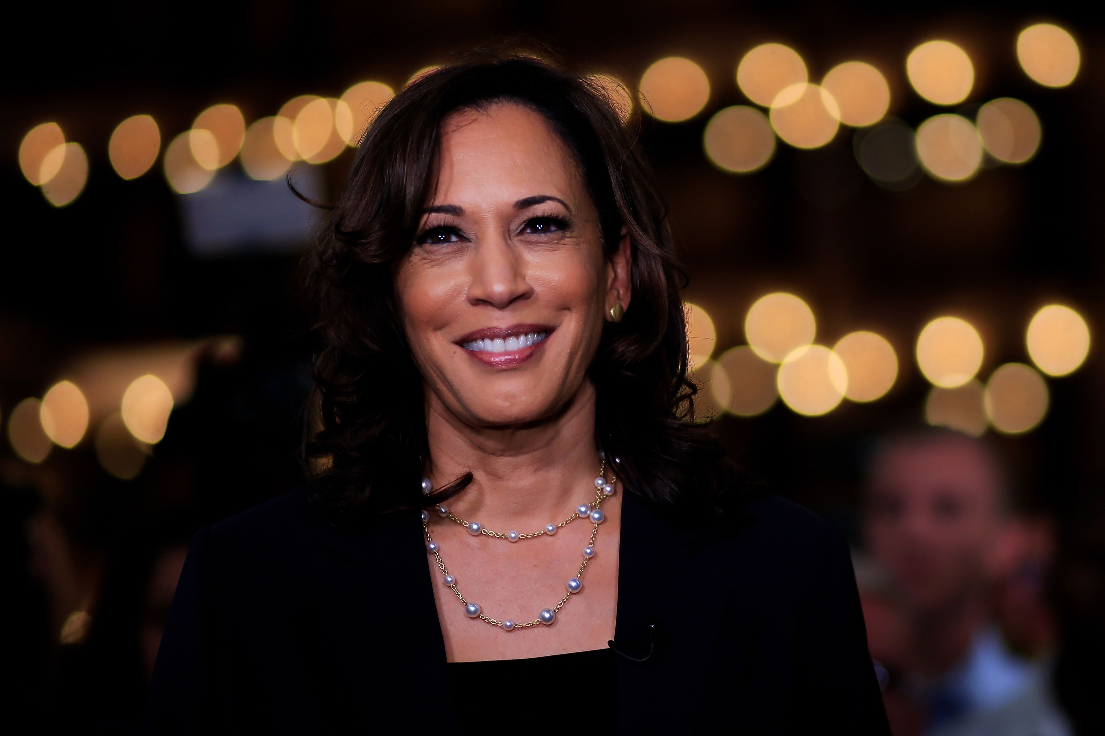 See Celebrity Tribute To Kamala Harris The First Female Vice President