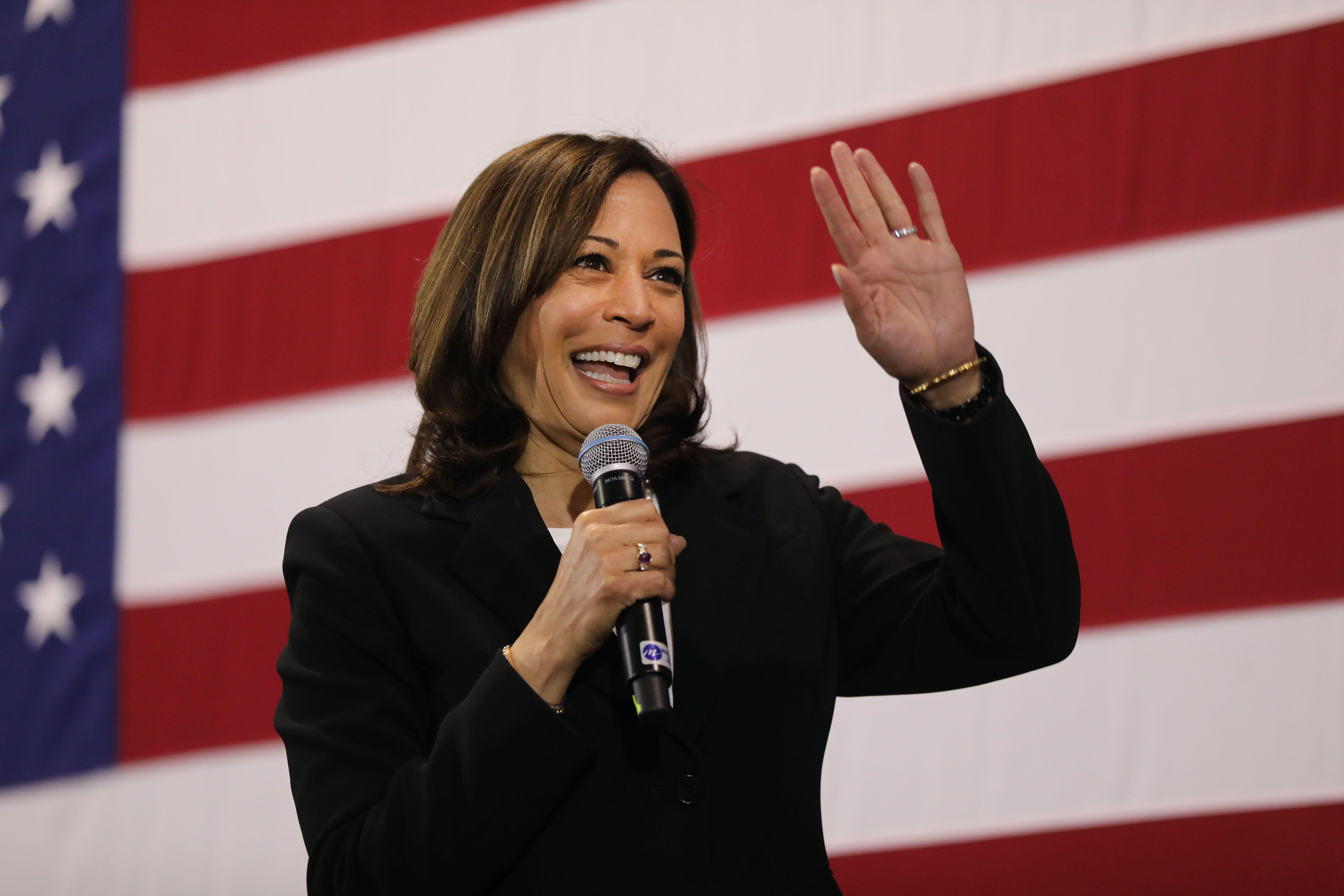 Kamala Harris Will Be The First Female Vice President Of The U S