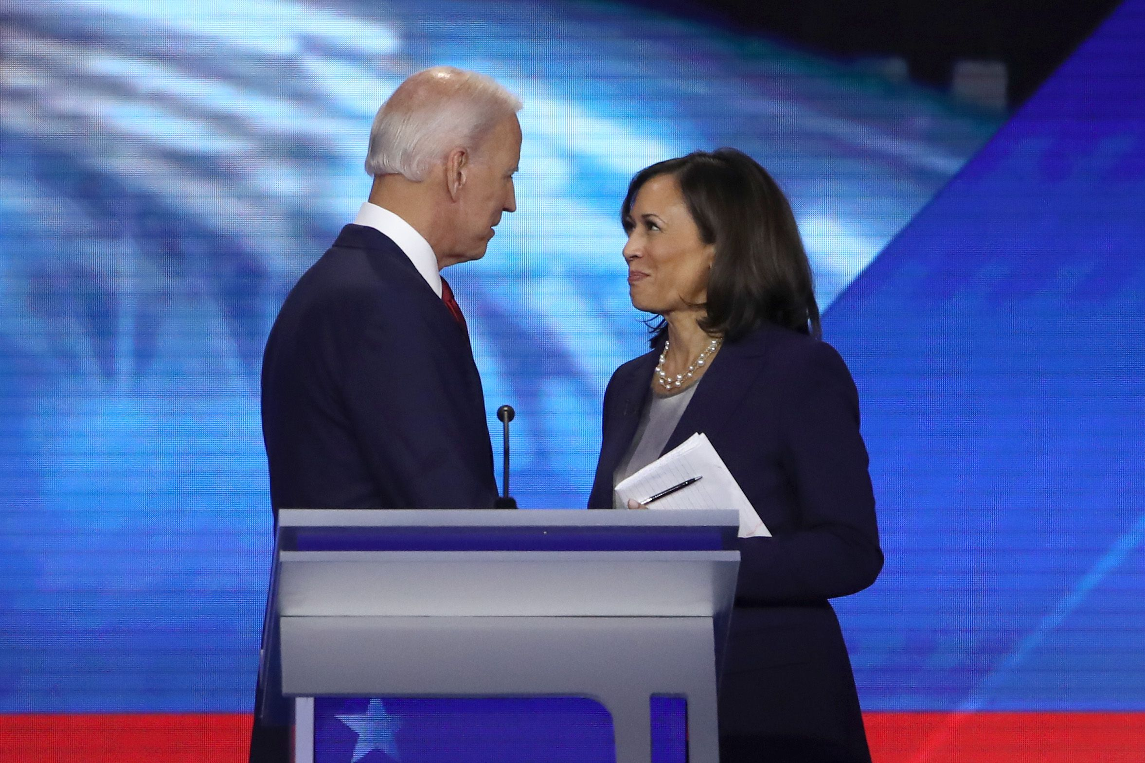 2020 Democratic Party vice presidential candidate selection