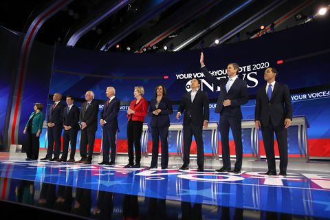 7 Takeaways From the Third Round of Democratic Primary Debates