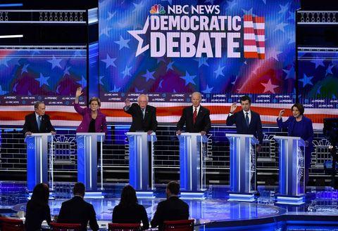 The Ninth Round of Democratic Primary Debates
