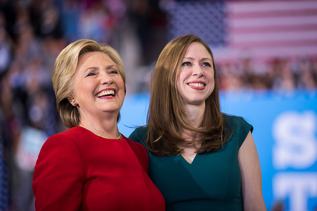 Hillary Clinton and Her Daughter Chelsea Are Teaming Up to Write The Book of Gutsy Women