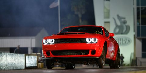 Dodge Demon Tires Can T Drive Demon In Cold Weather