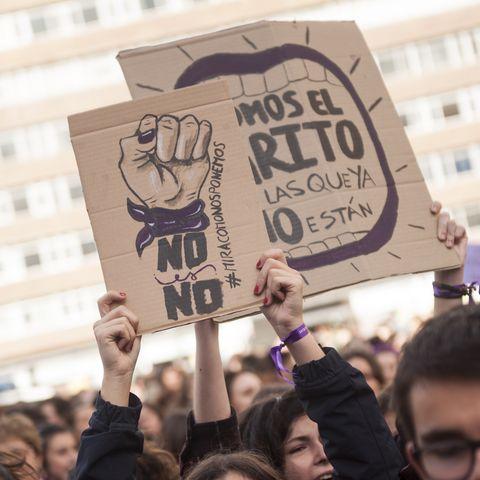 Hulega Feminista 2019 Los Mejores Carteles Vistos En La