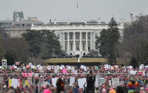 topshot us politics trump inauguration protest