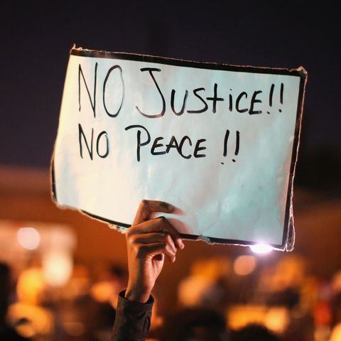 outrage in missouri town after police shooting of 18 yr old man