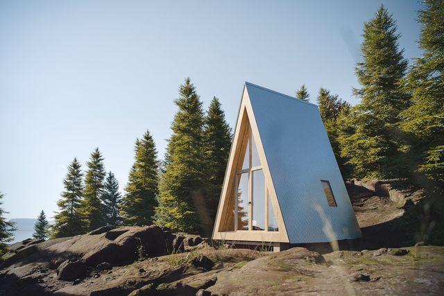 den cabin