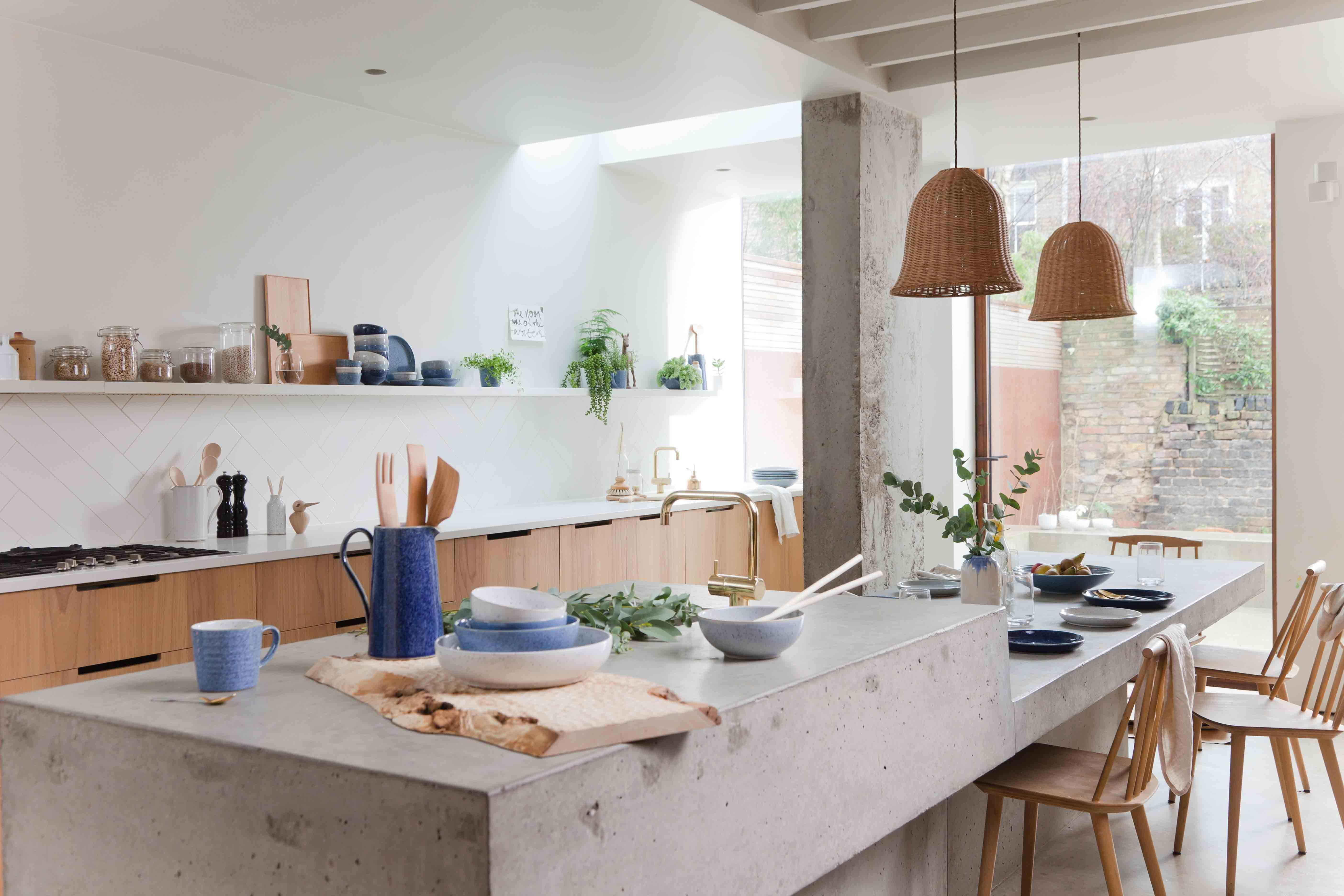 How To Create A Mindful Kitchen - Modern Kitchen Ideas
