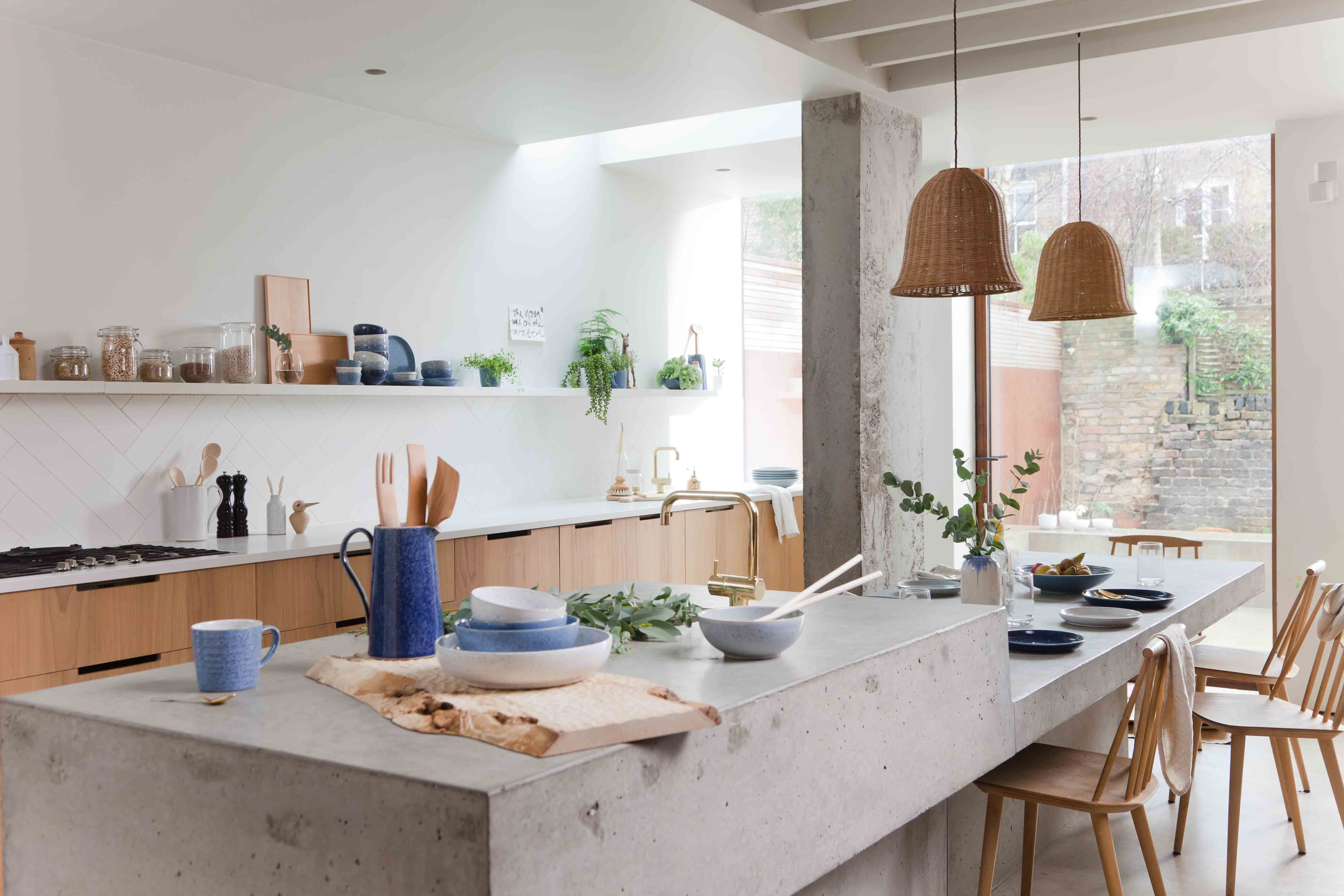 Denby Have Teamed Up With Designers, 2LG Studios, To Reveal A Mindful  Kitchen Featuring