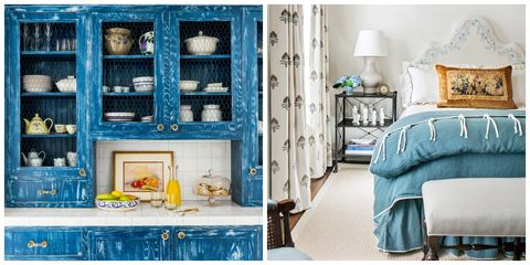 Denim Blue Decor Ideas