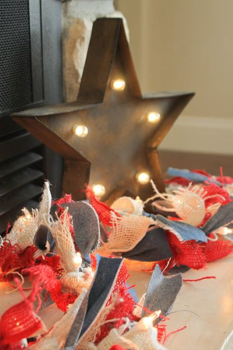 22 Easy 4th Of July Crafts Patriotic Fourth Of July Diy Ideas