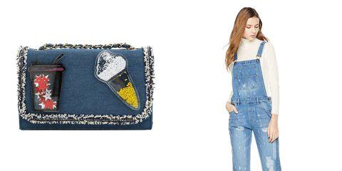 denim fashion items