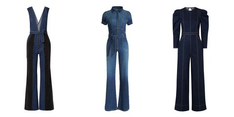 86782babca0b The Best Denim Jumpsuits of 2018 - 15 Ways to Make The Denim ...