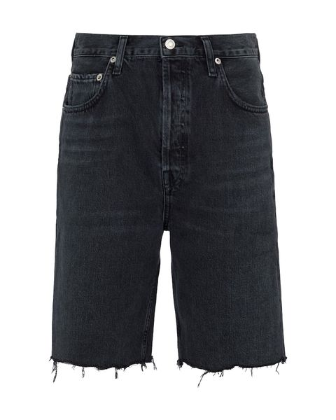 denim shorts mytheresa