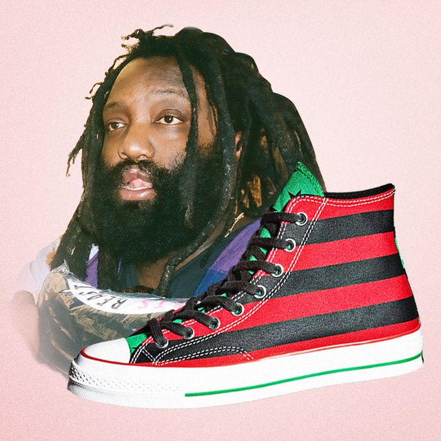 tremaine emory and his converse chuck 70s