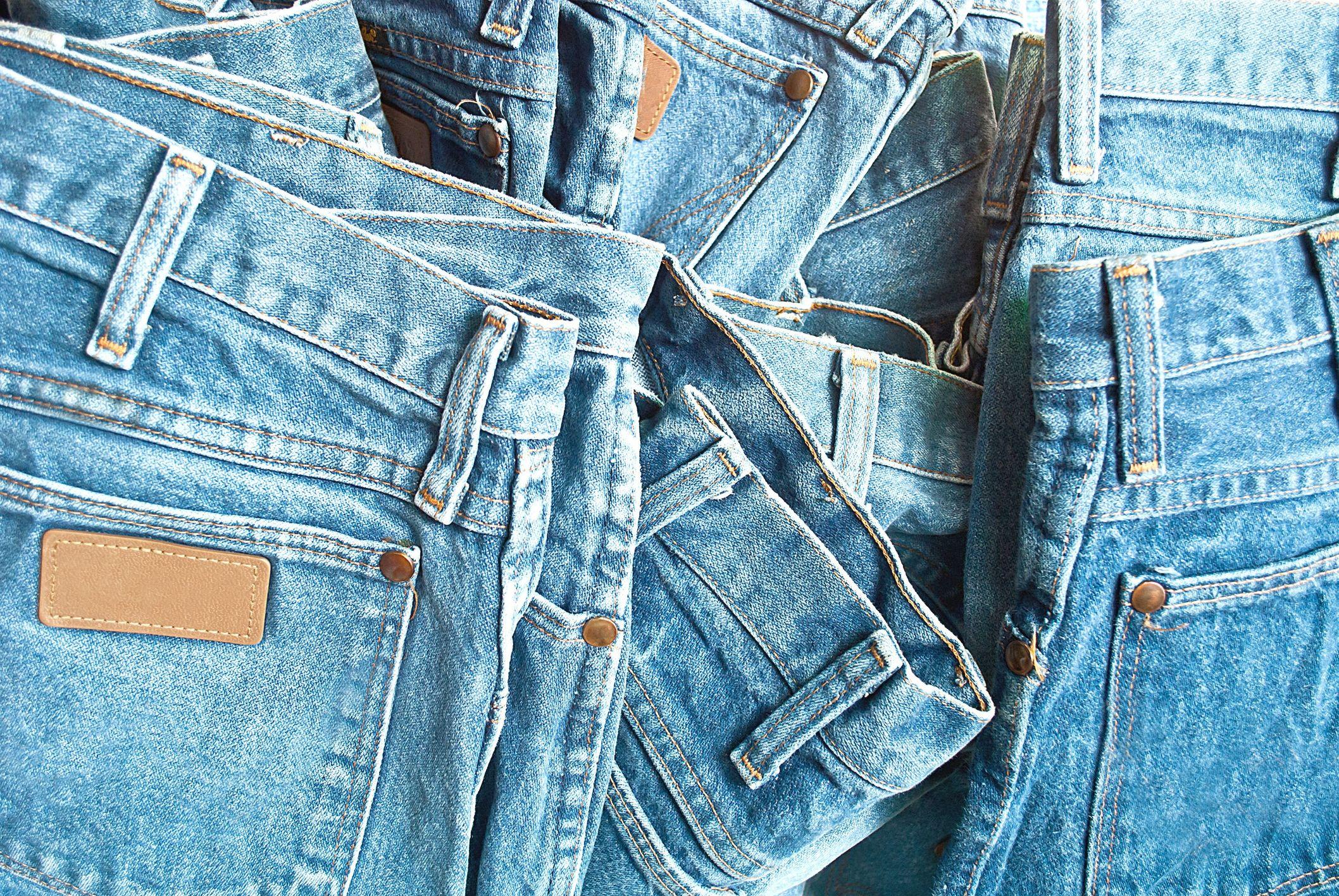 Dit zijn de mooiste denim trends inclusief de mooiste jeans