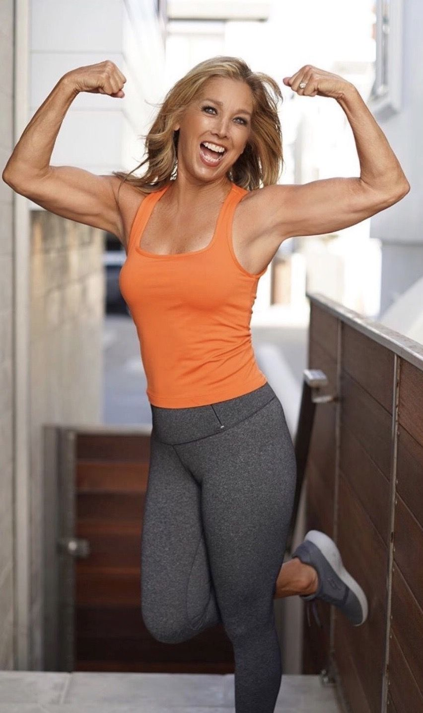 How Denise Austin Gets Her Toned Abs At 62 Denise Austin Fitness Routine