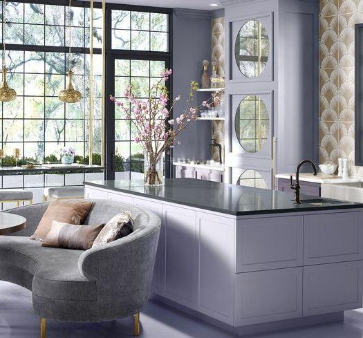 Popular Purple Kitchen Decor Buy Cheap Purple Kitchen: Best Purple Rooms And Decor