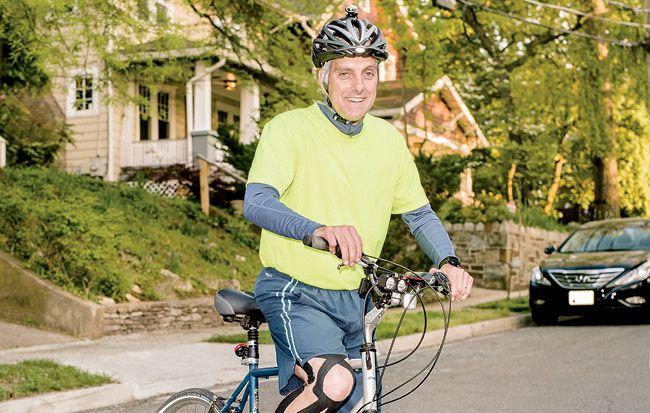 Celebrities Who Ride Bikes