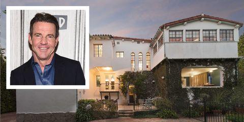 Dennis Quaid Home