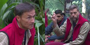 I'm A Celeb viewers slam Dennis Wise for 'bullying' Iain Lee