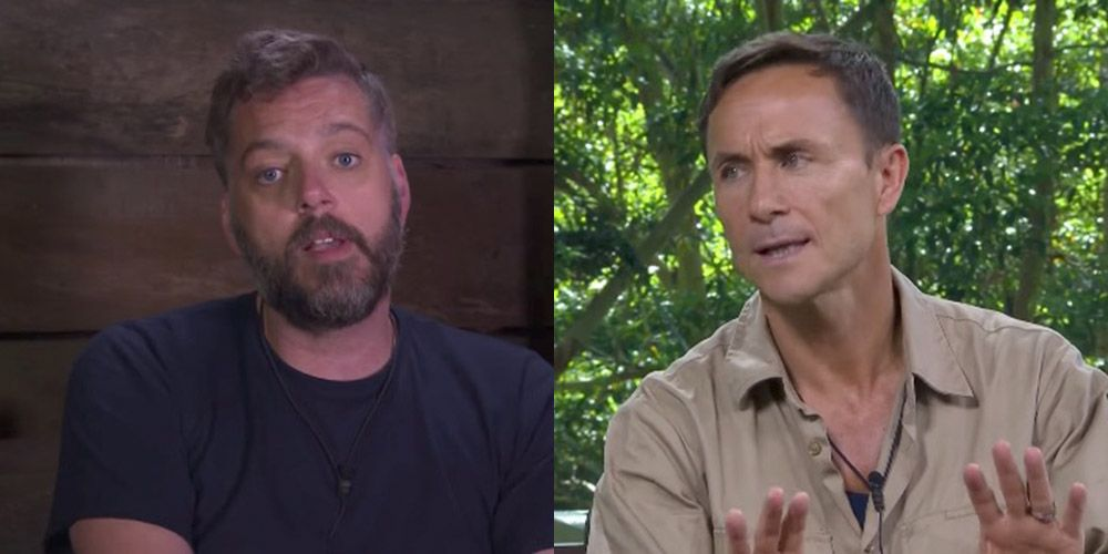 I'm A Celeb's Dennis Wise responds to Iain Lee bullying claims