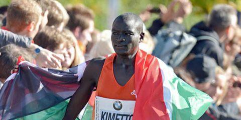 Dennis Kimetto 2012 Berlin Marathon