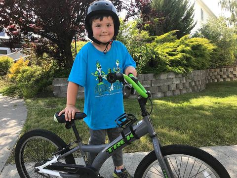 Exposed Handlebar Kills 6-Year-Old Boy in Bike Crash