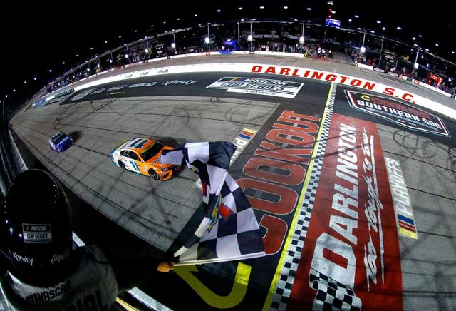 nascar cup series cook out southern 500