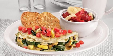 denny's omelette