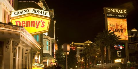 Top Tourist Destination: Las Vegas