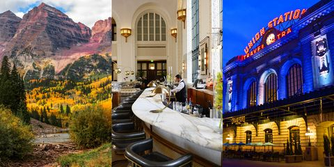 Denver Colorado Travel Guide Best Hotels Restaurants In