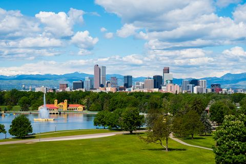 Denver downtownColorado