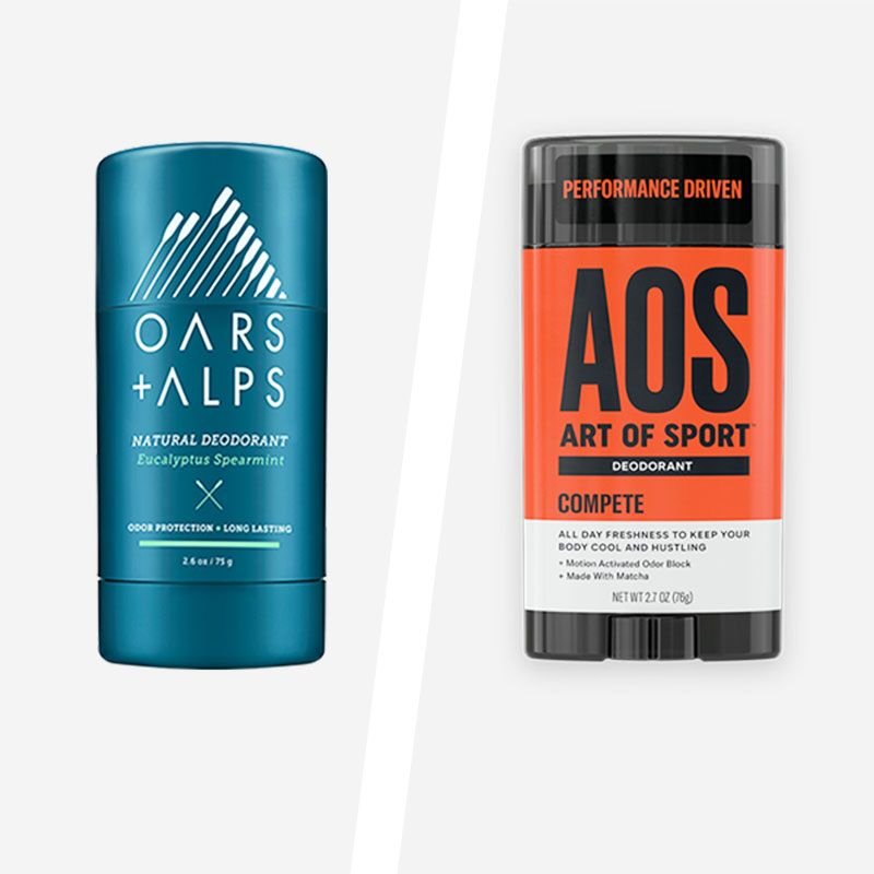 The 12 Best Deodorants for Men to Stay Fresh This Summer