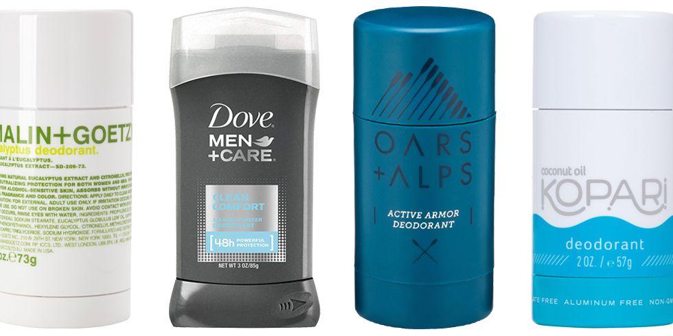 5d639174e 15 Best Deodorants for Men - Antiperspirant for Men