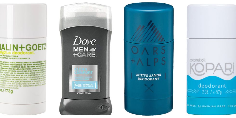 15 Deodorants to Keep You Smelling Fresh