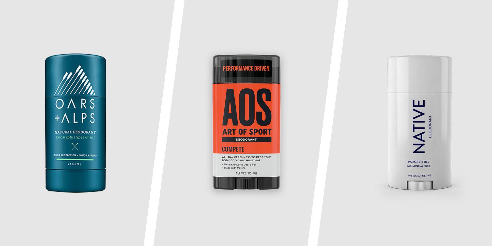 12 Best Deodorants For Men 2019 - Best Sprays and Sticks