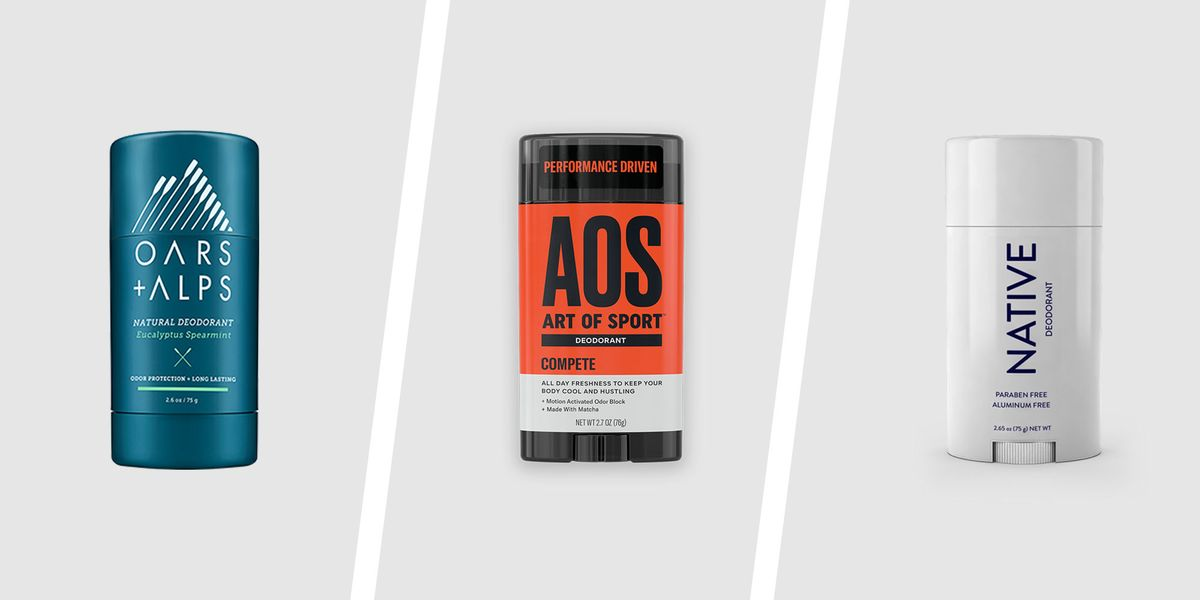 The 9 Best Deodorants For Men 2018 All The Best Sprays And Sticks