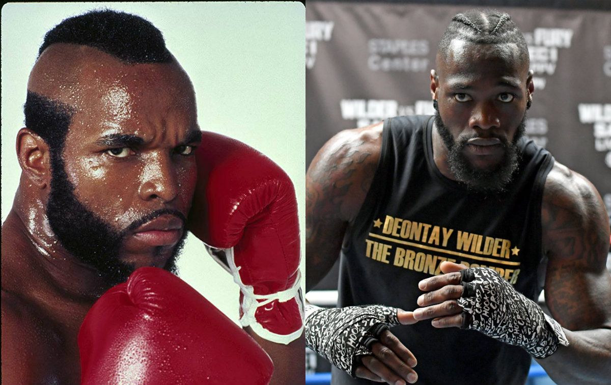 Creed 3 Could See Deontay Wilder as Clubber Lang's Son, Stallone Says