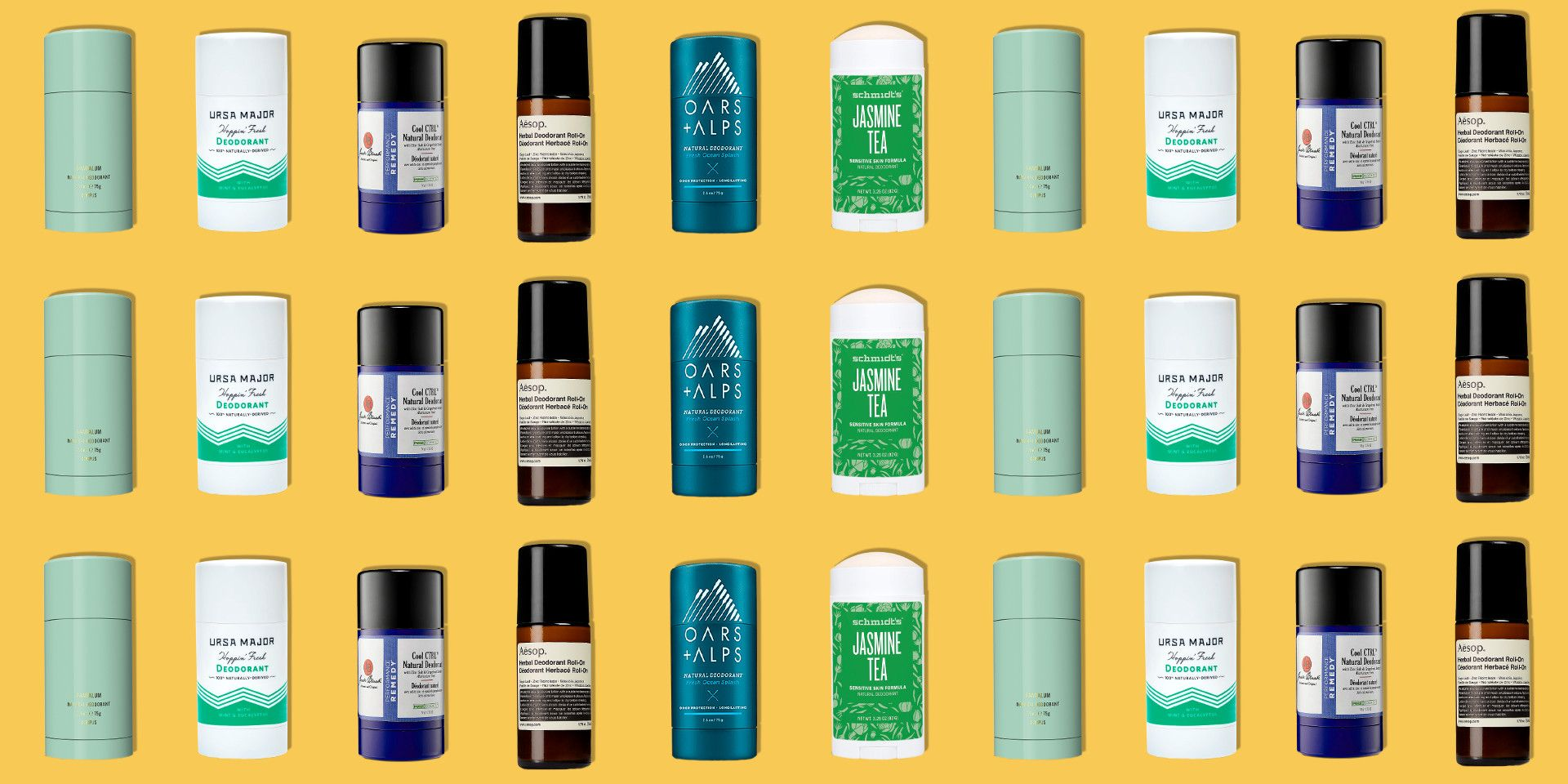 The 12 Best Natural Deodorants That Actually Work