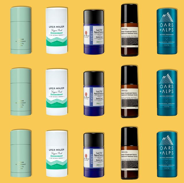 12 Best Natural Deodorants For Men 2020