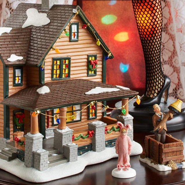department 56 'a christmas story' village