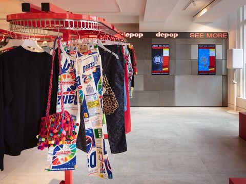 7490566764bff Shop Your Favourite Depop Brands IRL At Selfridges, Oxford Street